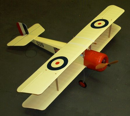 Sig Bristol Scout model, 36 inch wingspan