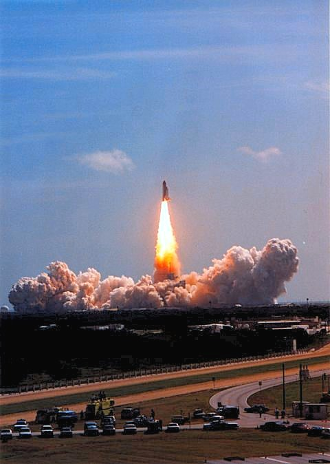 Columbia STS-50 Launch
