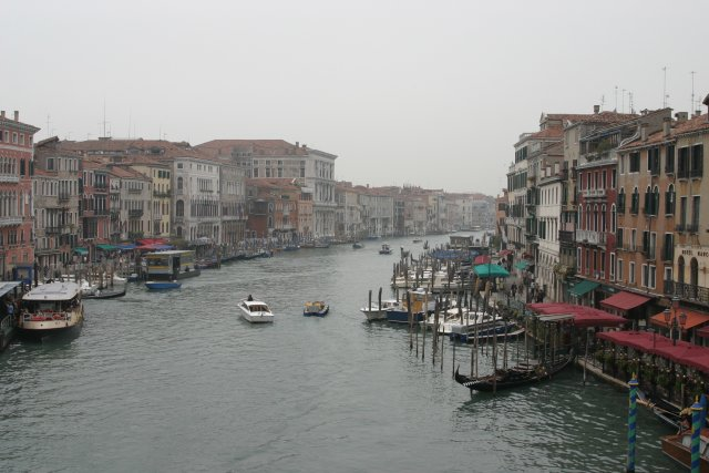 Another view of the Grand Canal in Venice