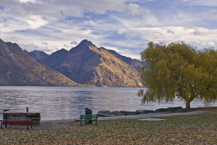 Queenstown New Zealand, South Island